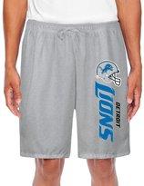 SARHT Men's Detroit Lions Football Logo Shorts Gym