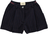 Bellerose Lexine Pleated Shorts