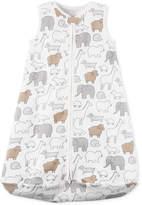 Carter's Animal-Print Cotton Sleep Sack, Baby Boys & Girls
