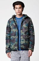 Hurley Recruit Hooded Zip Jacket