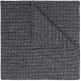 Oliver Spencer Mélange Cotton Pocket Square
