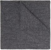 Oliver Spencer - Mélange Cotton Pocket Square