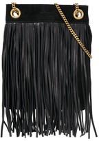 Saint Laurent fringed shoulder bag