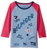 Tommy Hilfiger Love Always Tee Girl's T Shirt
