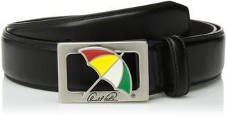Arnold Palmer Men's Umbrella Buckle Golf Belt