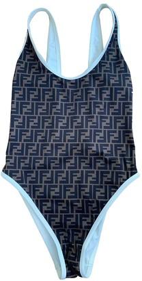 Fendi Brown Swimwear for Women