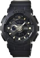 Casio Women's Baby-G BA110GA-1A Silicone Quartz Watch
