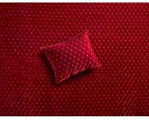 Martha Stewart Collection Diamond Tufted Velvet Quilted King Sham, Created for Macy's