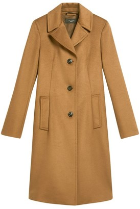 Max Mara Virgin Wool Vincita Coat