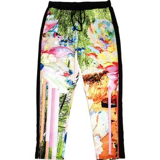Clover Canyon Multicolour Polyester Trousers