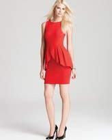 Erin Fetherston ERIN Sleeveless Dress - Tulip Peplum