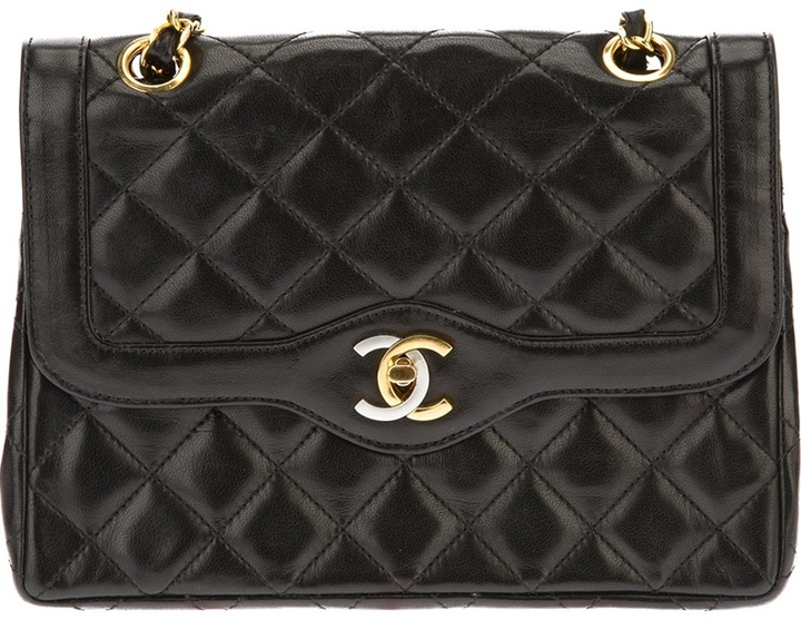 Chanel small quilted bag