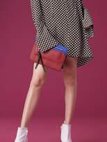 Diane von Furstenberg Large Zip Front Pouch