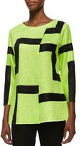 Berek Abstract Modern Jacket, Petite