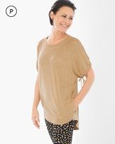 Chico's ZenergySophie Perforated Poncho