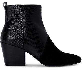 Dolce Vita Crew Leather Dress Bootie