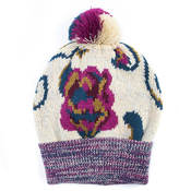 Muk Luks Women's Happy Glamper Beanie