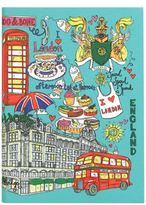 Harrods Graffiti Notebook