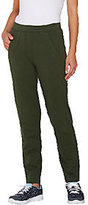 Denim & Co. As Is Active Regular French Terry Pants w/ Seam Detail
