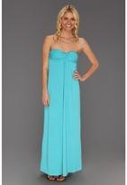 Type Z Janey Maxi Dress (Jade) - Apparel