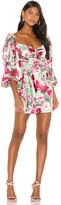 For Love & Lemons Robin Mini Dress