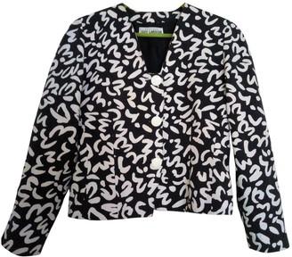 Guy Laroche Multicolour Cotton Jacket for Women Vintage