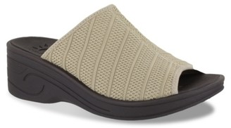 Easy Street Shoes Airy Wedge Sandal