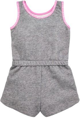 Nike Sporstwear Air Younger Girls Playsuit - Grey Heather