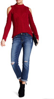 Jessica Simpson Mika Slim Girlfriend Slouch Jean