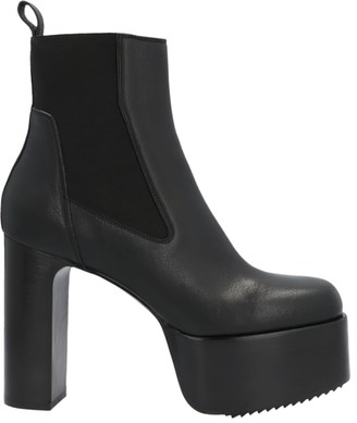 Rick Owens Kiss 65 Ankle Boot