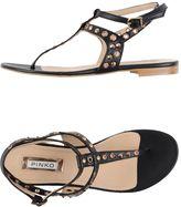 Pinko Toe strap sandals