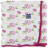 Kickee Pants Print Swaddle Blanket