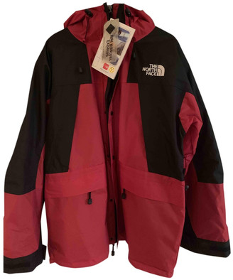 The North Face Red Synthetic Jackets