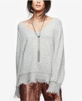 Free People Irresistible Fringe Sweater