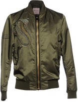 Palm Angels Jackets - Item 41758192