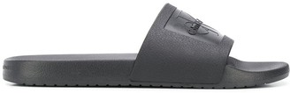 Calvin Klein Jeans Logo Pool Slides