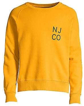 Nudie Jeans Men's Logo Sweatshirt