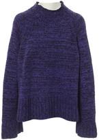 By Malene Birger Purple Cotton Knitwear for Women