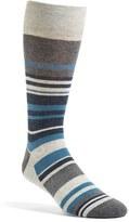 Nordstrom Men's 'Blocked Stripe' Socks