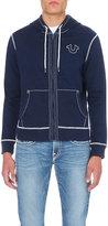 True Religion Stitching-detail Jersey Hoody