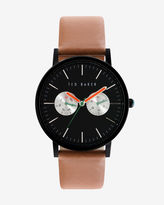 Ted Baker BRUNOLI Round face watch