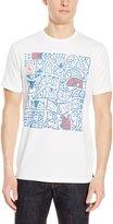 Volcom Men's Don Pendleton Pattern T-Shirt