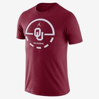 Nike Men's T-Shirt Jordan College Dri-FIT Legend 2.0 (Oklahoma)