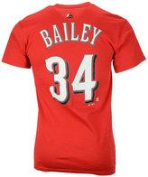 Majestic Men's Homer Bailey Cincinnati Reds Player T-Shirt