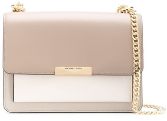 Michael Kors Jade large crossbody bag