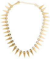 Rachel Zoe Spiked Collar Necklace