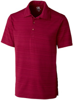 Cutter & Buck Red DryTec Highland Park Polo - Big & Tall