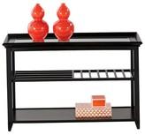 Progressive Sandpiper Console Table - Black Furniture