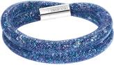 Swarovski Stardust Blue Double Bracelet
