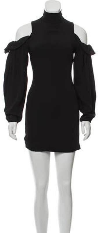 Aq/Aq Azha Off-the-Shoulder Dress Black Azha Off-the-Shoulder Dress